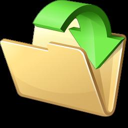 logiciel de cabine photo transférant un fichier