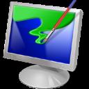 l'éditeur de templates du logiciel de cabine photo